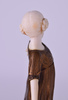 Johann Philipp PREISS - Escultura - Untitled (Girl with the Dress)