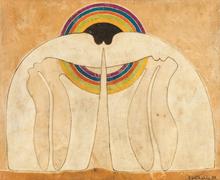 Farid BELKAHIA - Pintura - Aube