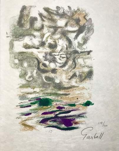 Alexandre Sascha GARBELL - Estampe-Multiple - Untitled
