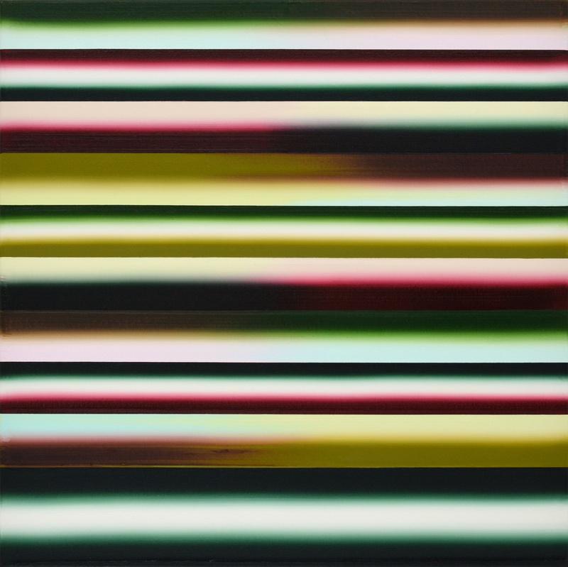 Vera LEUTLOFF - Painting - Vorbei: Jagd II