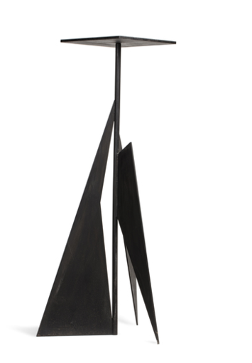 Philippe HIQUILY - Sculpture-Volume - Sellette