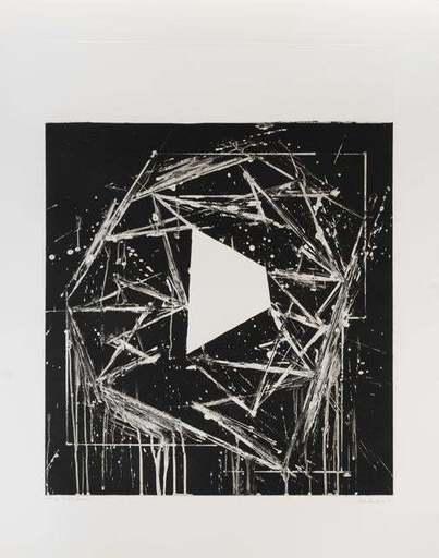 Mel BOCHNER - Print-Multiple - White Island