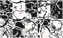 KAWS - Estampe-Multiple - Man's Best Friend (Portfolio of 10)
