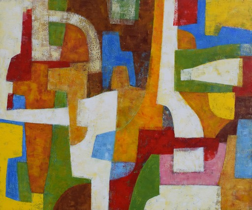 Roberto MINIATI - Peinture - Senza titolo