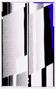 Roy LICHTENSTEIN - Stampa-Multiplo - Twin Mirrors