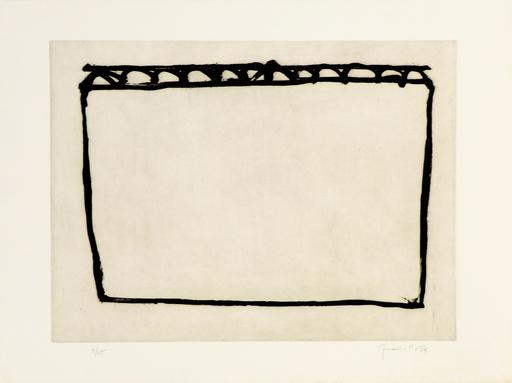 Joan HERNANDEZ PIJUAN - 版画 - Recorrido para un Espacio