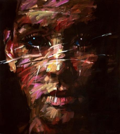 Alexander ILICHEV - Gemälde - PORTRAIT