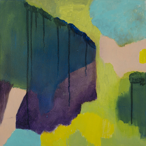 Célia EID - Painting - Untitled I