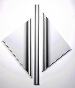 Dario PEREZ FLORES - Peinture - DYNAMIQUE CHROMATIQUE 577