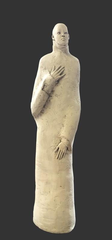 Elisabeth DUPIN-SJÖSTEDT - Escultura - Debout