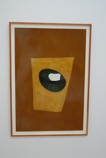 "Anton LAMAZARES - Painting - ""Untitled"""