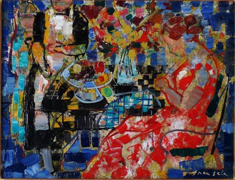 Emilio GRAU-SALA - Peinture - PARÍS