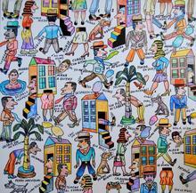 Antonio SEGUI - Painting - UN VERANO