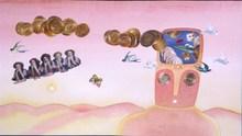 Jean-Michel FOLON (1934-2005) - *Faites De Beaux Reves