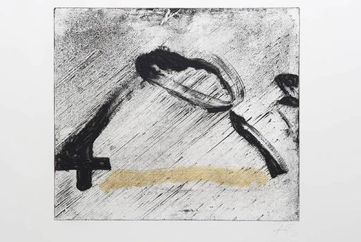 Antoni TAPIES - Print-Multiple - Glissement 1