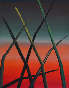Sophia SCHAMA - Painting - o.T. (Paris Texas)