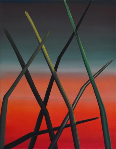 Sophia SCHAMA - Pintura - o.T. (Paris Texas)