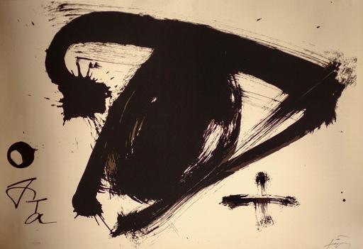 "Antoni TAPIES - Druckgrafik-Multiple - ""Olympic Centennial""  91/250"