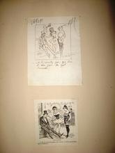 Jules Renard DRANER - Drawing-Watercolor - MI-CAREME