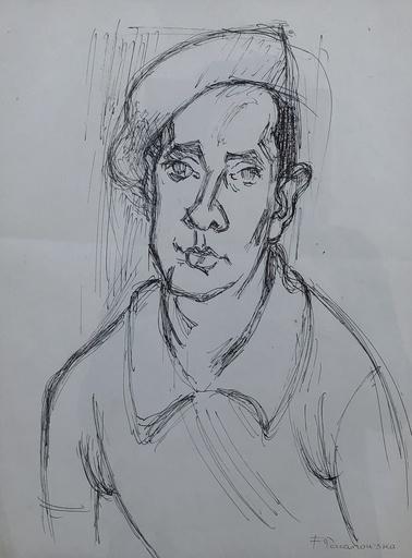 Felicia PACANOWSKA - Drawing-Watercolor - Portrait