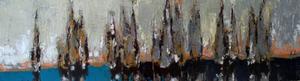 Ramaz ROSTOMASHVILI - Painting - Regatta # 1