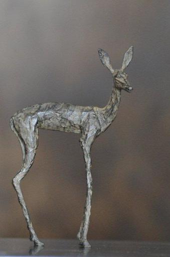 Sylvie MANGAUD - Skulptur Volumen - Biche
