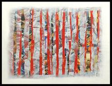 Christophe STREICHENBERGER - Painting - Wild White