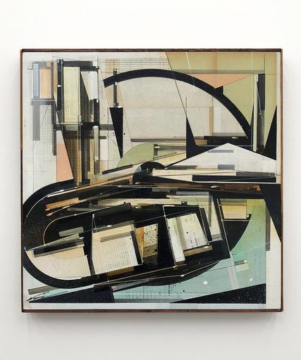 Augustine KOFIE - Peinture - Radiate Rotation
