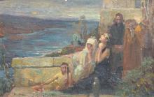 Jehudo EPSTEIN - Painting