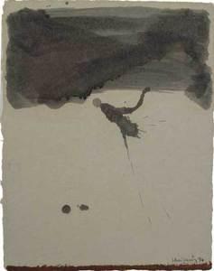Christine NICAISE - Dibujo Acuarela - Untitled
