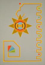 Enrique Rodriguez GUZPENA - Painting - Apunte con seis recuerdos