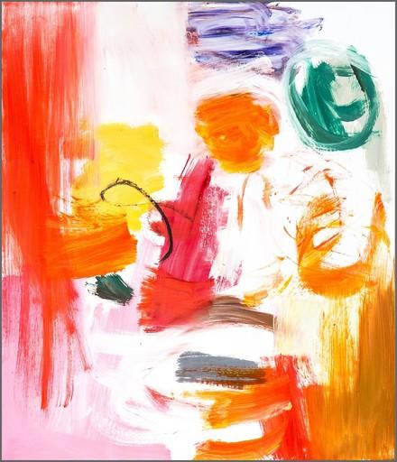 Scott PATTINSON - Painting - Kairoi No 09