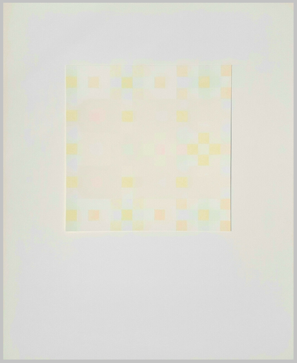 Antonio CALDERARA - Print-Multiple - Momenti no.2