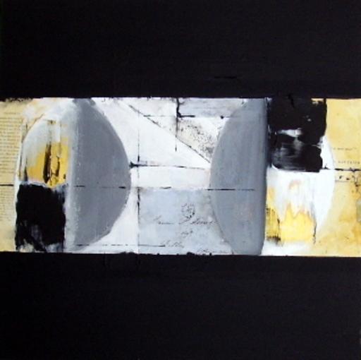 Pascal CUISIN - Peinture - Palimpseste 1