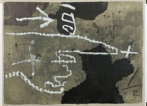 Antoni TAPIES - Print-Multiple - El Dit