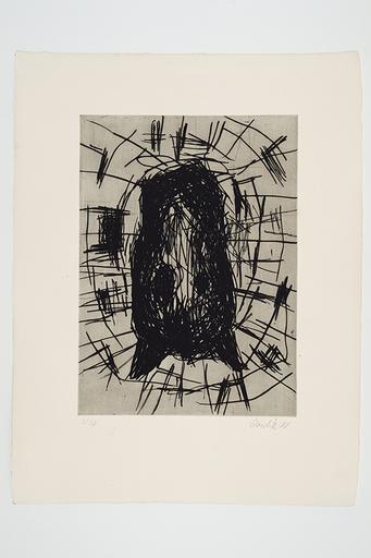 Georg BASELITZ - Print-Multiple - Das Pferd (Le cheval)