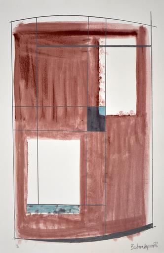Barbara HEPWORTH - Print-Multiple -  Rangatira II