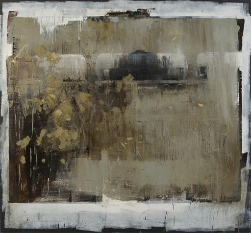 Alexey ALPATOV - Painting - Autumn