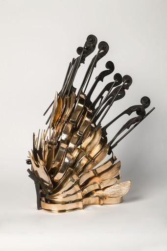 Fernandez ARMAN - Sculpture-Volume - Cascade