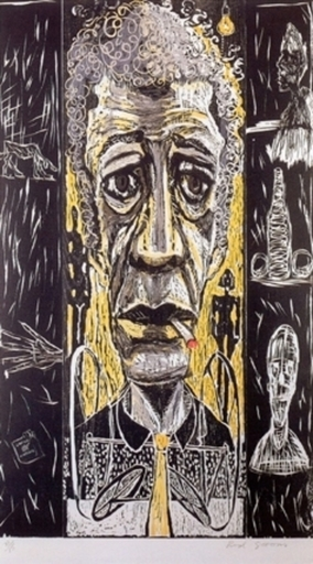 Red GROOMS - Stampa-Multiplo - Giacometti