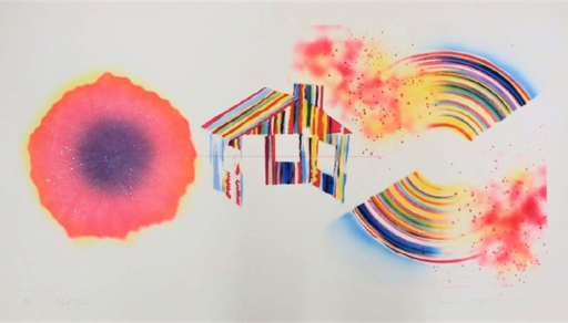 James ROSENQUIST - Print-Multiple - Hot Lake
