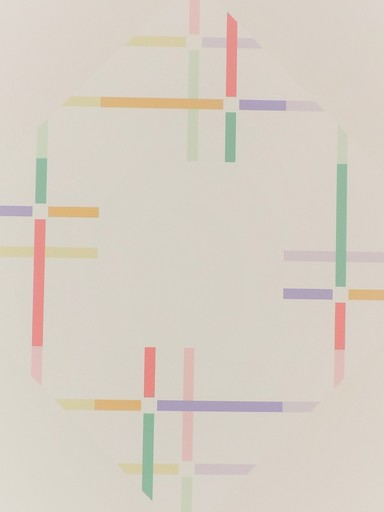 Shizuko YOSHIKAWA - Druckgrafik-Multiple - zwei energien A