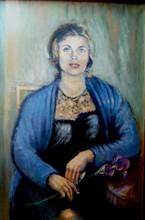 Jacques SEGAL - Pintura - VICTORIA .