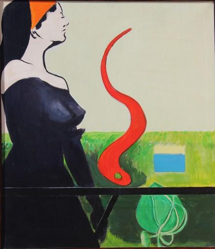 Charles DRYBERG - Pintura - Moules