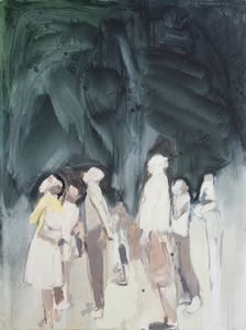Vladimir SEMENSKIY - Painting - Fireworks