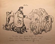 Edvard MUNCH (1863-1944) - The rich man