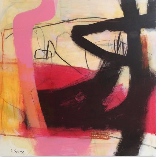 Linda COOPER - 绘画 - Relation 1