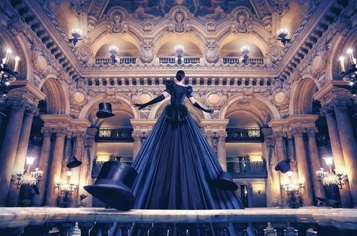 Ludovic BARON - Photo - Danse à l'opéra