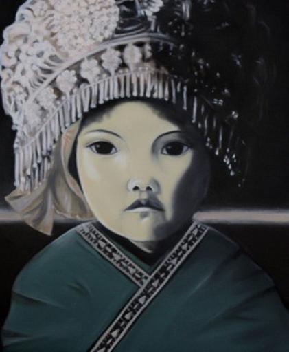 Eva Janina WIECZOREK - Gemälde - Präsenz