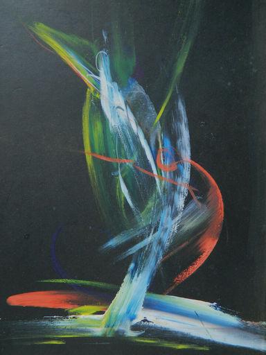 Yury Iosifovich GALETSKY - Painting - DANSE - DANCE - Танец